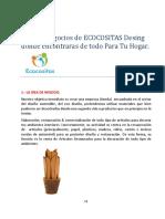 Proyecto Ambiental Eccocositas Desing