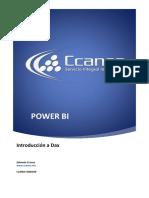 Power BI Capitulo 08 Introduccion Dax