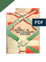 Del Carlismo al Nacionalismo Burgués - Beltza