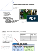 Power Supply WebDesigner Step by Step Guide