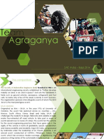 Team Agraganya Baja 2014 Brochure