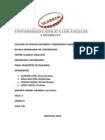 Facultad de Ciencias Contables y Financieras _contabildad