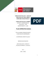 Guia Plan Operativo Serums 2017