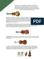 instrumentos clasificacion