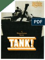 [wargame-simulation]SPI - Strategy & Tactics 044 - Tank!.pdf
