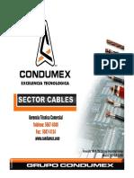 6.3 Instalación de Cables