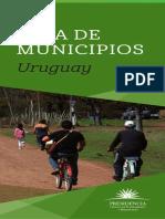 Guia de Municipios - 2016