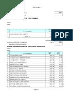 Remuneraciones Abril 2013