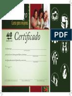 Curso de Lideranza Certificado Esp