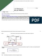 Cálculo de La Deflexión en Tuberías Por Efecto de Las Solicitaciones Por Relleno y Carga Viva _ Tutoriales Al Día - Ingeniería Civil