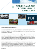 Diesel Vehicle List