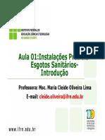 Aula 1 - Sistemas Prediais de Esgoto - Introducao.pdf