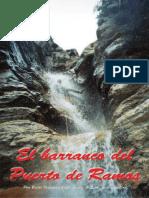 Barranco Puerto de Ramos 1998