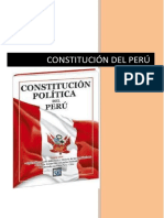 La Contituciones Del Peru