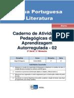 Lingua Portuguesa 2 Ano