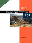 Trabajo de Geotecnia (Arcillas)