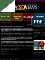 Praise News - August 2010