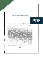 Sur la fonction du poème- (extrait Le Nuage rouge, pp. 267-283)