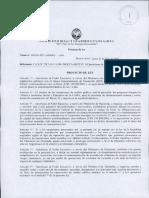 Contracción de Emprésitos Públicos Por El BID