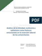 Análisis de la felicidad, resiliencia y optimismo como factores emocionales en la inserción laboral de los universitarios.pdf