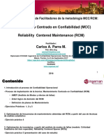 Curso RCM Facilitadores INGEMAN RCS Ss