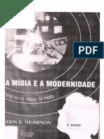 A mídia e a modernidade Thompson livro completo.pdf