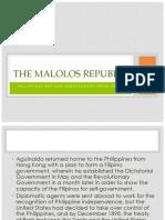 The Malolos Republic