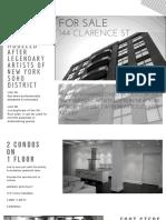 144 Clarence Street Loft
