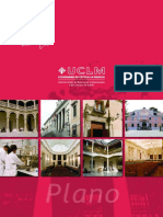 Plano Universidad Castilla La Mancha Sede Toledo