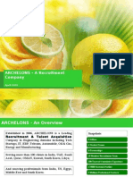 ARCHELONS - A Recruitment Company