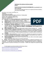 Formato de Informe Tipo Artículo...INFORMES de LABORATORIOS