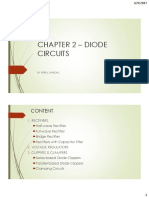 Chapter 2 - Diode Applications