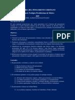 Programa-Historia del Pensamiento Cristiano-2016.docx