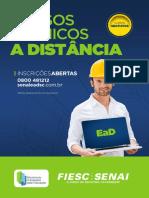 Edital Cursos Tecnicos Ead 2014