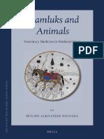 Housni Alkhateeb Shehada - Mamluks and Animals