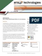 Blockspecs Reader UHF