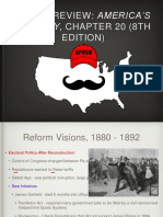 Americas History Chapter 20 PPT