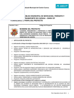 2014 k.) Planes y Programas