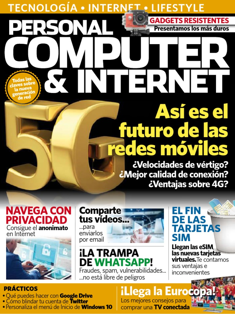Personal Computer Internet Mayo 2016 Pdf