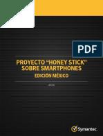 Proyecto Honey Stick Sobre Smartphones-mex