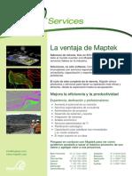 Maptek Services Spanish