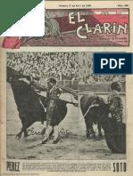 El Clarín (Valencia). 21-4-1928