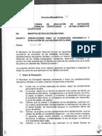 Directiva Ministerial Salidas Pedagogicas 2017 (1)