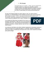 Trajes Tipico de GuatemalA LOS DEPARTAMENTOS