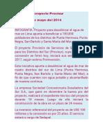 Proyecto Provisur