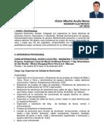 VICTOR ACUÑA NARVA Documentado Titulo y Colegiatura 8-1