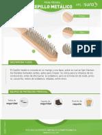 PDF Cepillo Alambre
