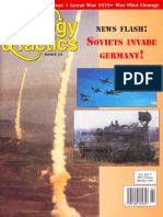 [Wargame-simulation]SPI - Strategy & Tactics 220 - Group of Soviet Forces Germany