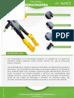 PDF Remachadora