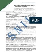 Contrato de Trabajo Accidental Suplencia-1